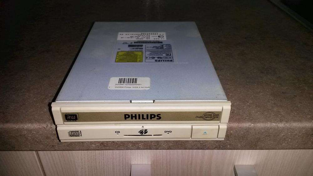 DVD writer Philips