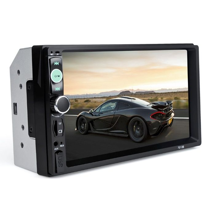"7"" Мултимедия DVD CD Touch Screen Мултимедия Bluetooth Mp5 USB с"