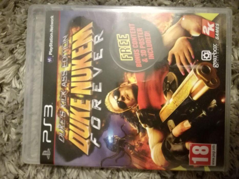Joc PS3 PS 3 super fain DUKE NUKEM FOREVER, ca nou