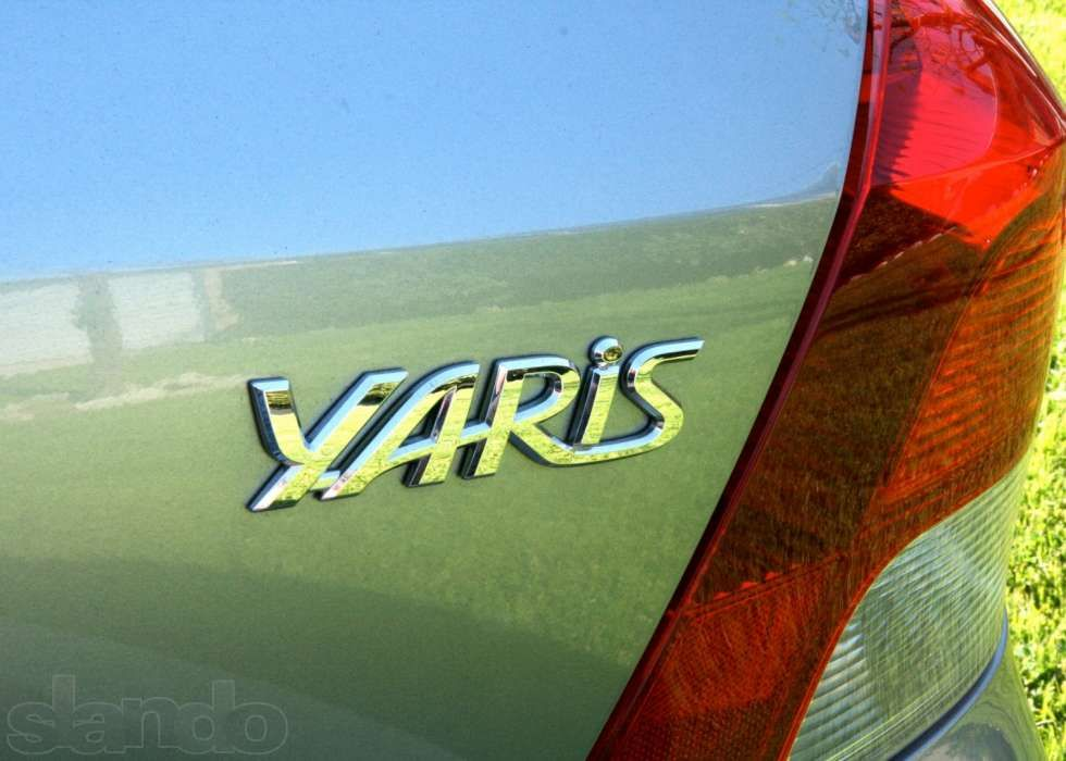 Toyota YARIS фары!!!
