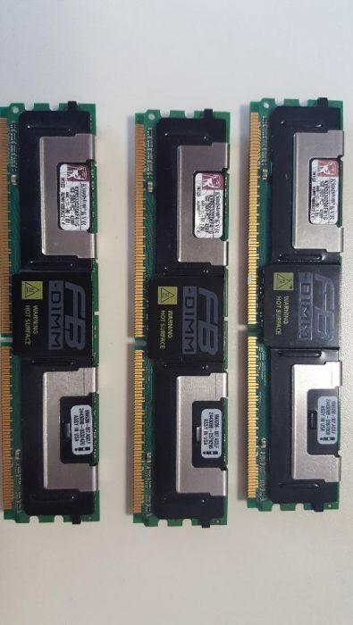 Memorie Ram Kingston originala 1GB la DDR2-533 --- 3buc