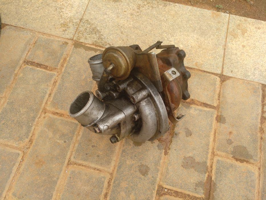 Turbo motor ZD30 Nissan Patrol