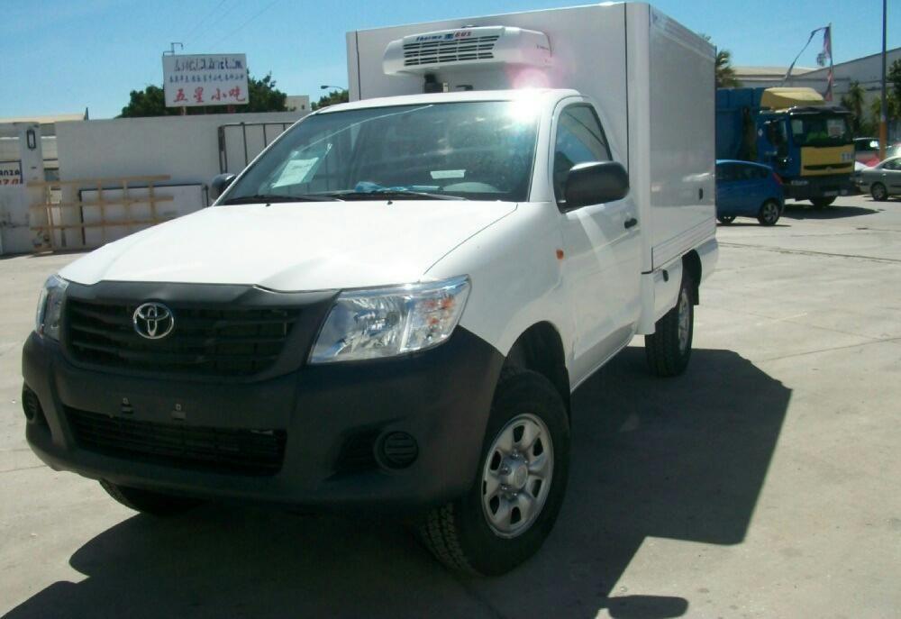 Toyota Hilux frigorifico