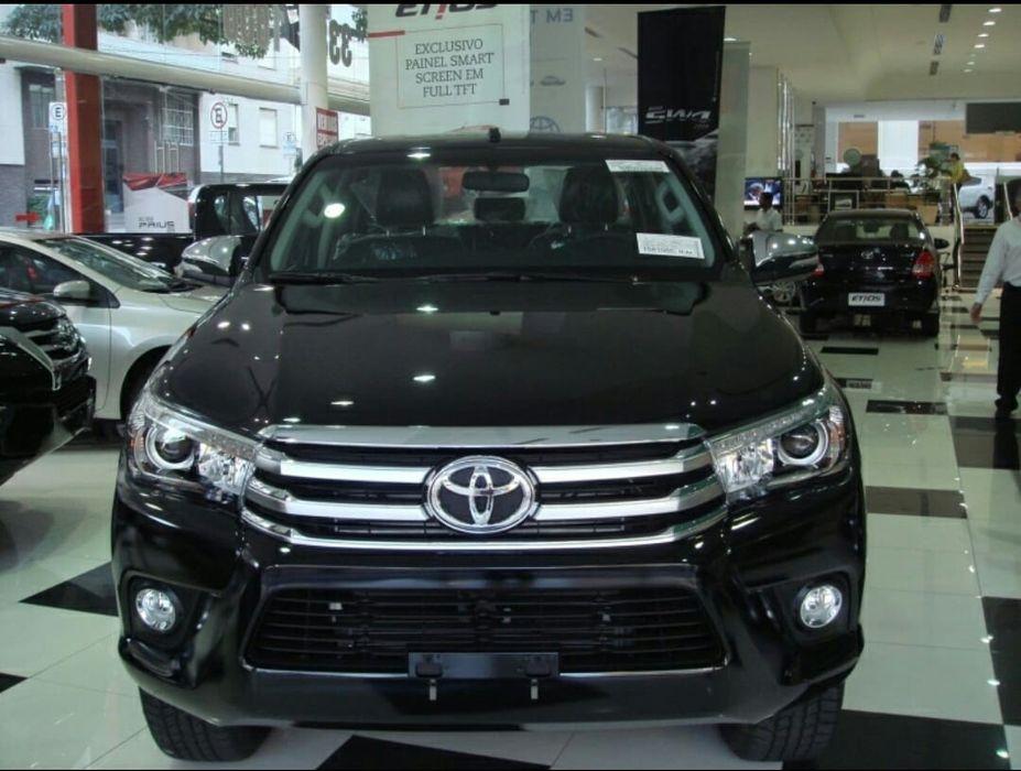 Promoção de Toyota Hilux