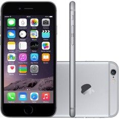 iPhone 6 32Gb novo selado com todos acessórios.