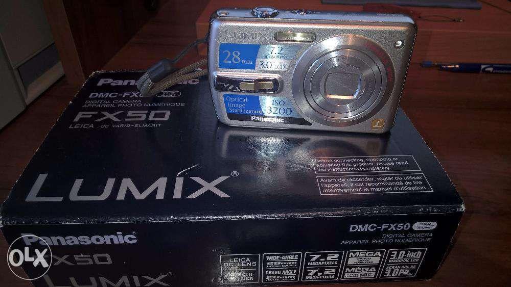 Panasonic Lumix FX50