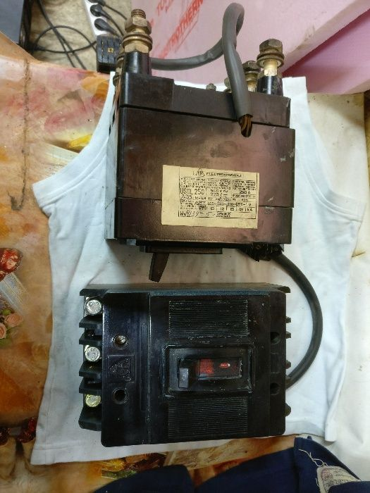 Intrerupator automat tip USOL 250A