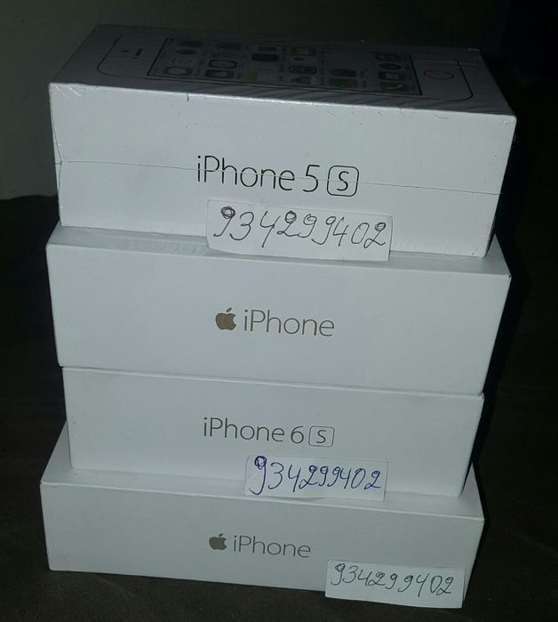 Disponível iPhone 6s 5s 6 6Plus original Cada Telefone com seu preço