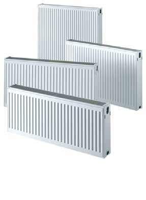 Панелен радиатор COMRAD цена от 45лв за брой