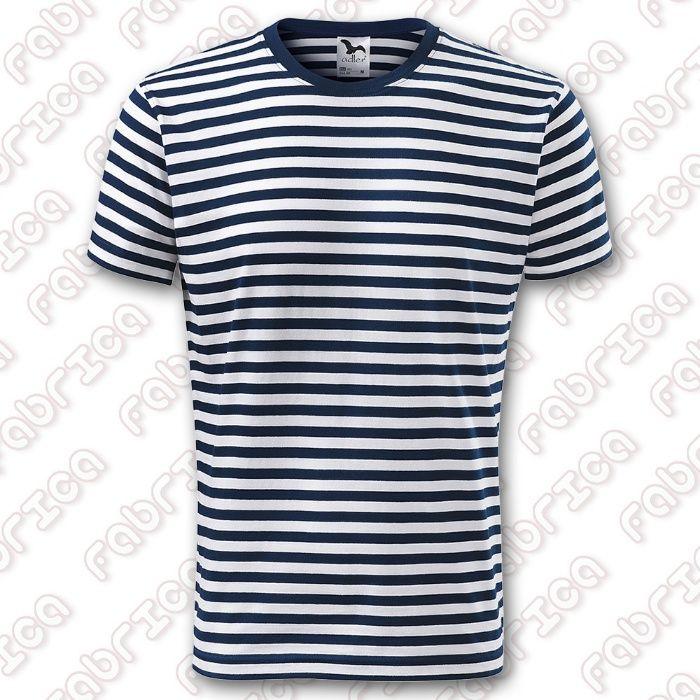 Tricou marinar / sailor maneca scurta