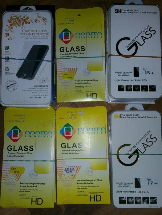 Folie sticla antisoc iPhone 4,4s,6,6s,6/6s Plus,7,7s,8,7/7s/8 Plus,X