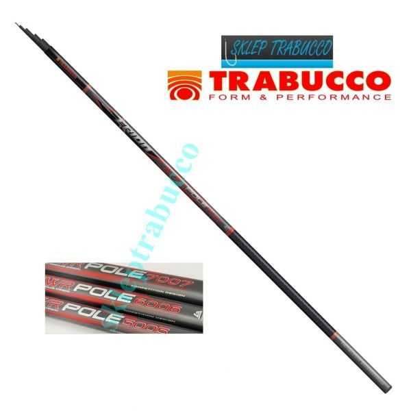 Set pescuit Trabucco Expander Poole 4 metri + mulineta Cobra + fir