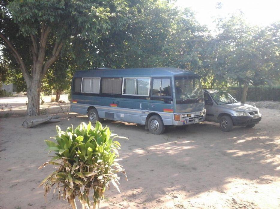 Vendo este bus nissan de 29 lugares
