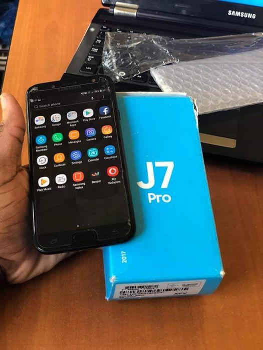 Samsung J7 Pro 32GB com caixa
