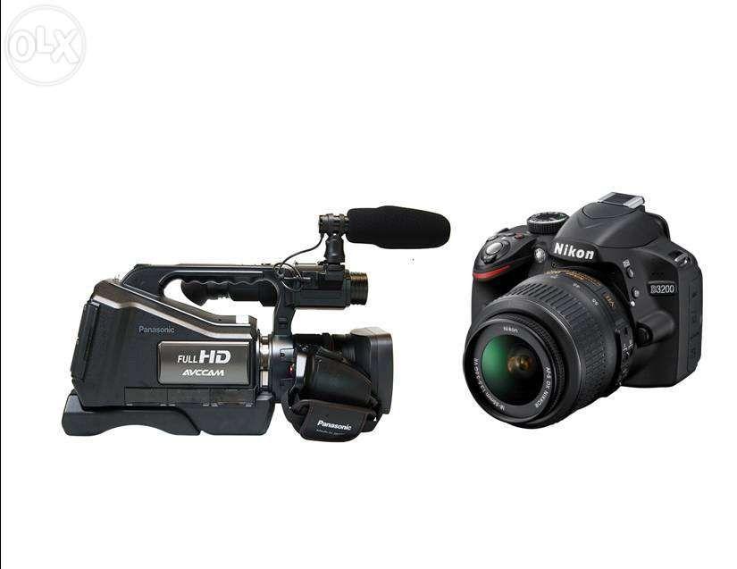 filmari video-foto-muzica-DJ, la nunti, botezuri, majorate,etc.