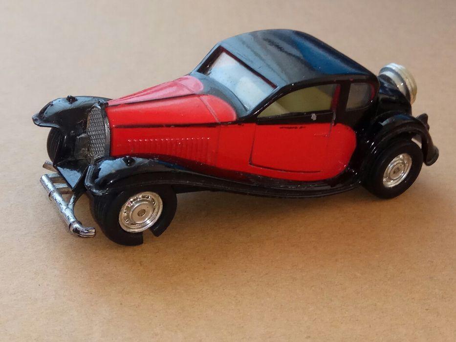 Machetă Bugatti T-50 1930