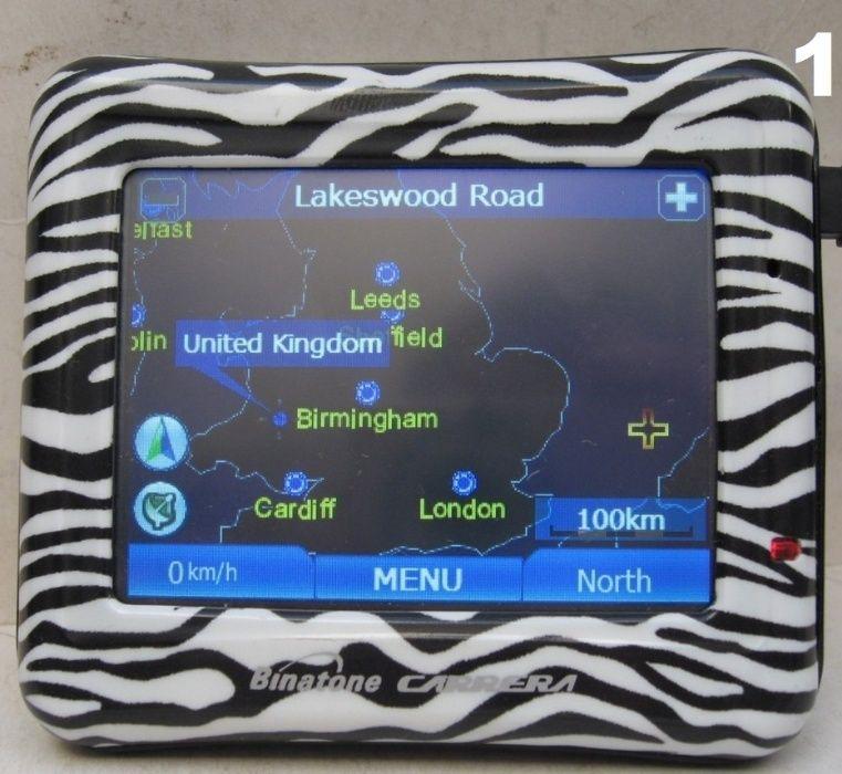 GPS Navigatie - Binatone X350, Supratech Actea Beker BE 7926 DEFECT
