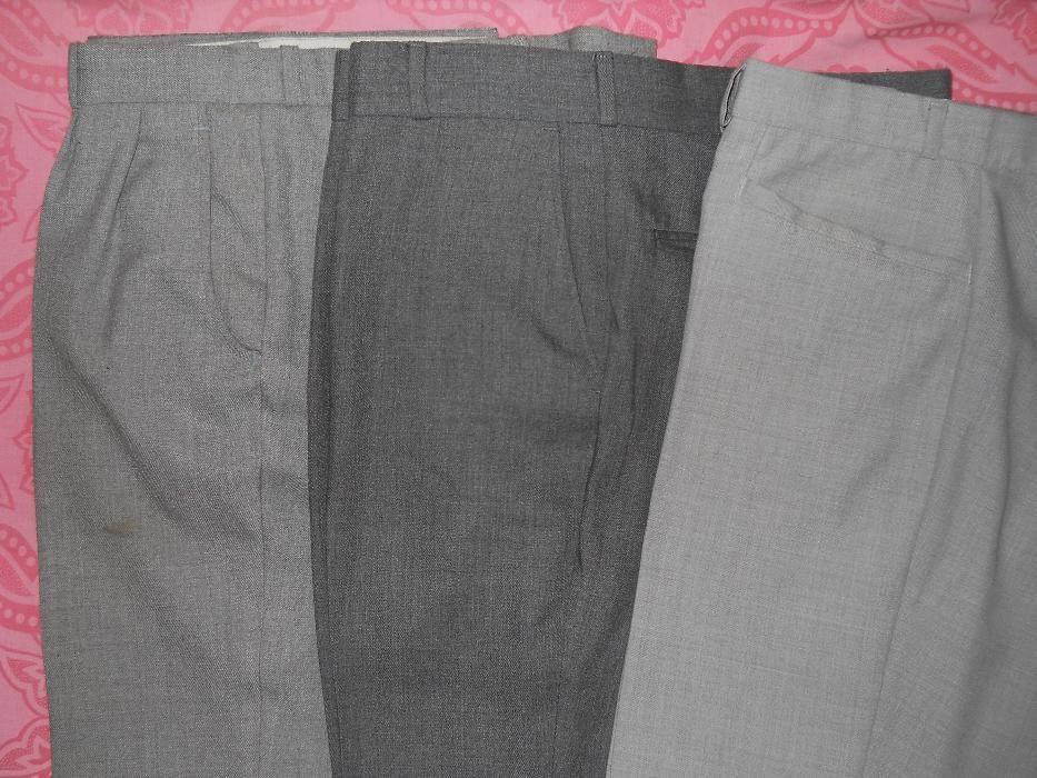 Pantaloni de stofa pentru barbati