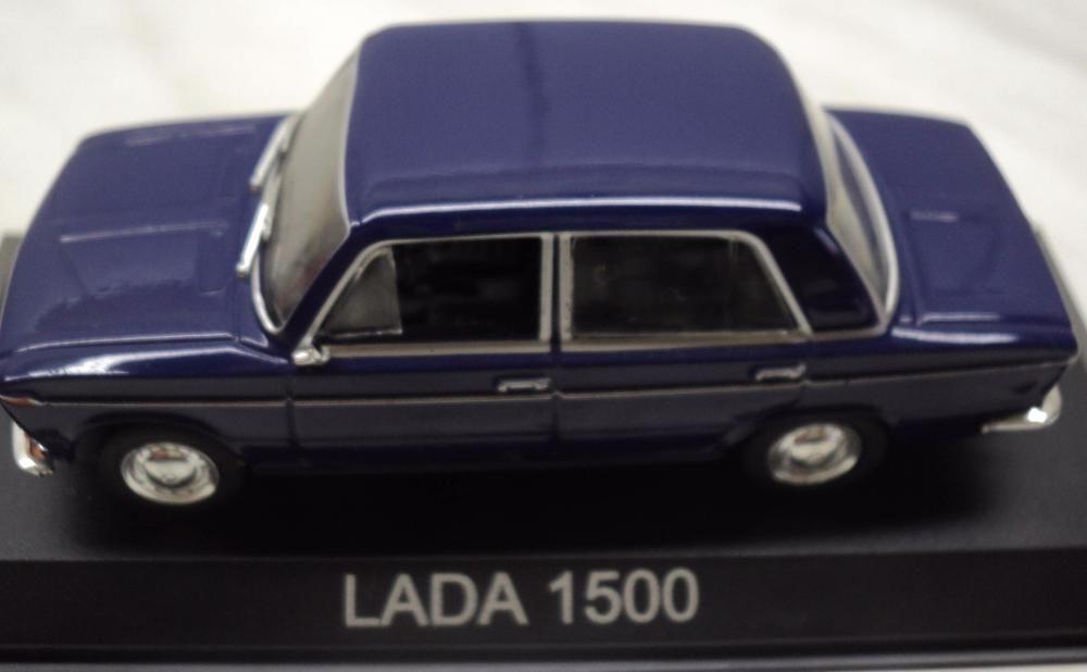 Macheta Auto Metalica (De Colectie) LADA 1500 NOUA
