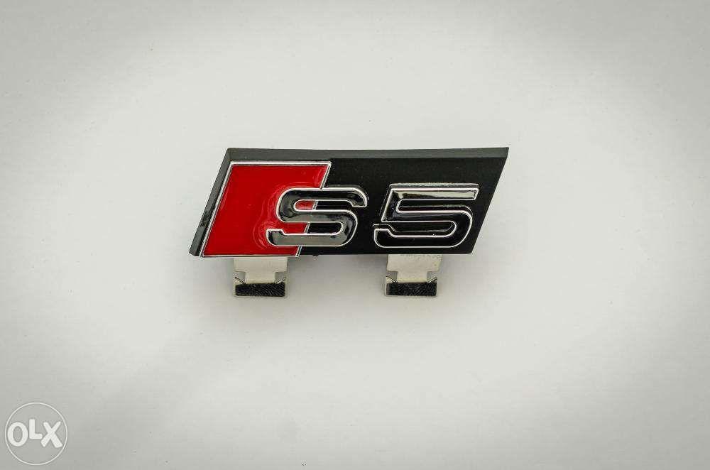 Set Embleme Audi A5/S5-line s-line