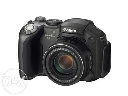 Vand Canon S5is defect