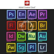 Adobe Creative Cloud CC2019