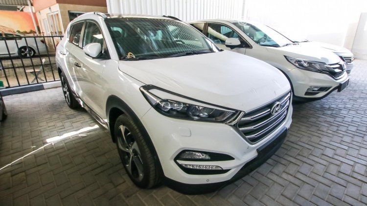 Vende se Hyundai Tucson
