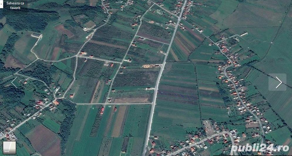 Vanzare  terenuri constructii  25 ha Maramures, Tamaia  - 20000 EURO
