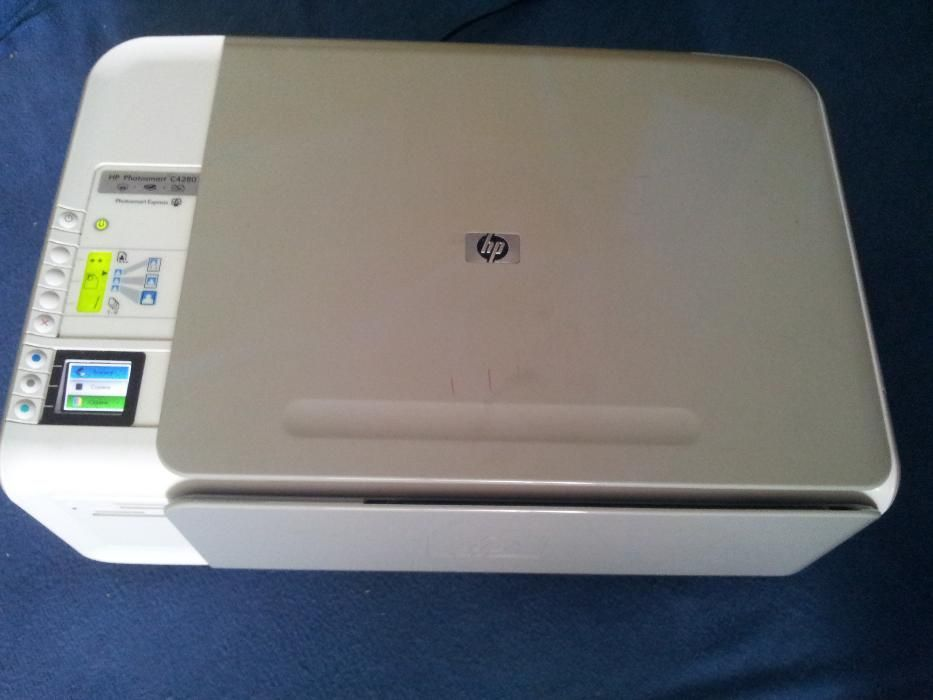 Imprimanta Multifunctionala HP c4280 All-in-One functioanla