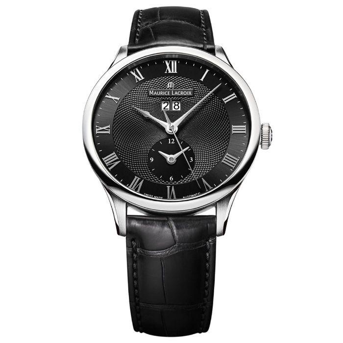 Мъжки часовник Maurice Lacroix Masterpiece Tradition Automatic Black D