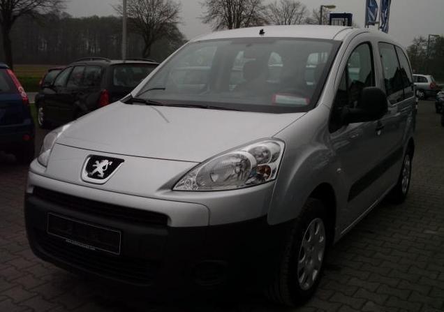 Peugeot Partner 1.6HDI 2010 на части