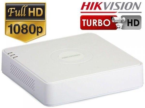 Hikvision Видеорекордер 8 кан пентабриден DS-7108HQHI-K1