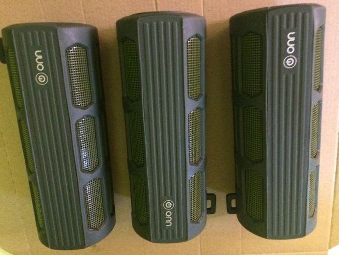 Onn BT048 rezistent la apa wireless Bluetooth Speaker - Verde