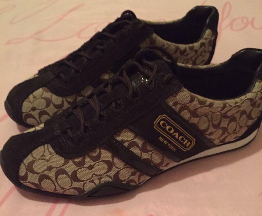 Спортни обувки Coach