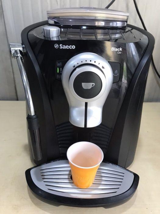 Vand expresor cafea saeco odea black go