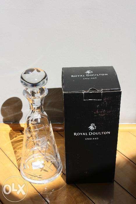 Decantor de vin Royal Doulton Cristal 750ml