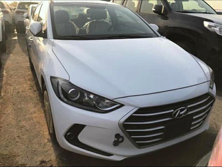Hyundai elantra avends
