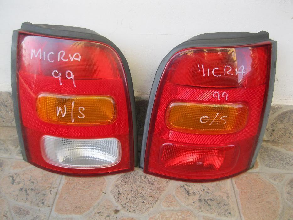 Стопове, радиатор климатик Нисан Микра Nissan Micra K11 1998/2000