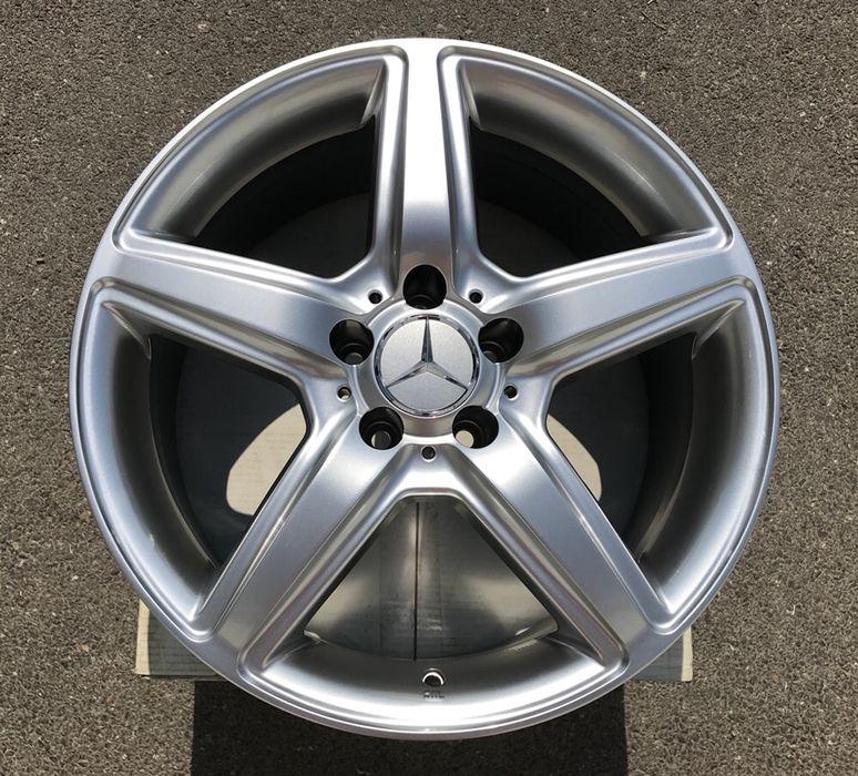 Джанти 18 цола Мерцедес Бенц Mercedes E klass S63 AMG djanti фейслифт