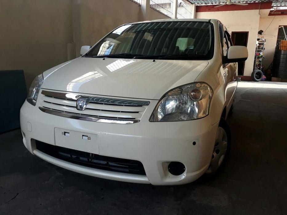 Toyota raum novo 5dias em maputo