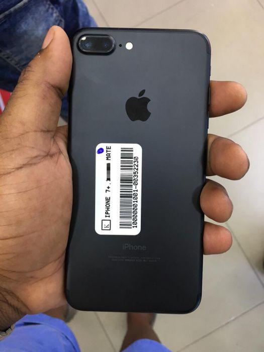 iPhone 7 Plus 32gb novoooooo novo