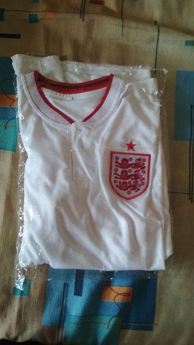 Екип на Англия-нов и неизползван