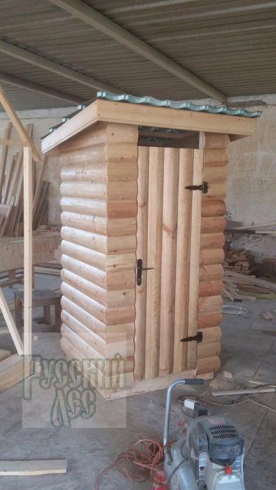 Туалетный домик для дома , дачи