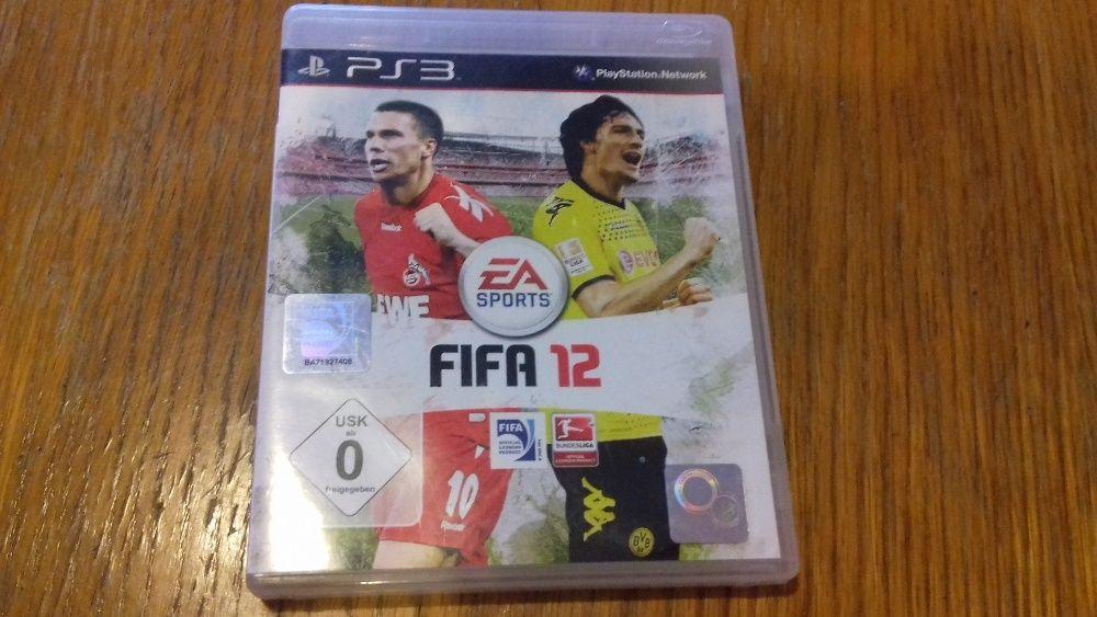 PS3 Fifa 2012