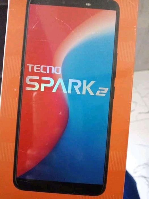 Tecno spark 2 ou ka7 novo na caixa com todos os acessórios
