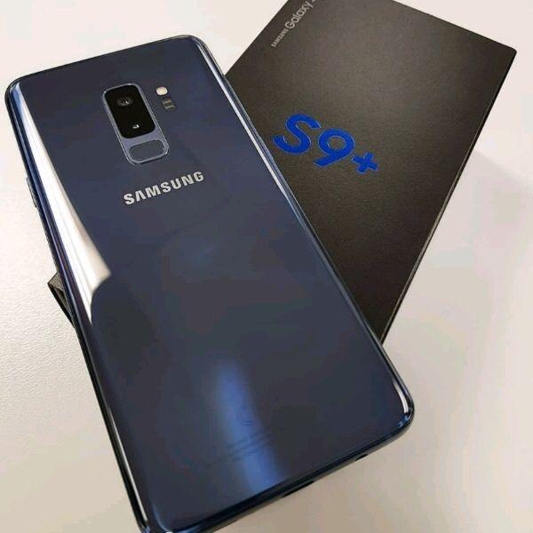Samsung Galaxy S9+ 128GB novo selado