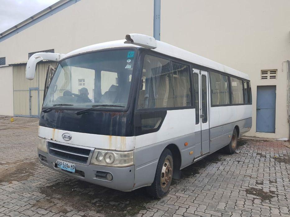 Vendo mini bus JAC