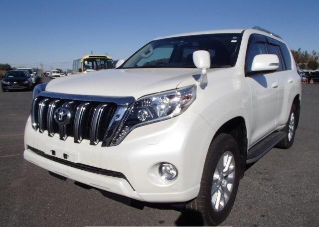 Toyota Prado novo