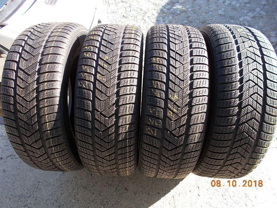 4 anvelope iarna 235 65 17 pirelli dot 2014 profil 6,5 mm