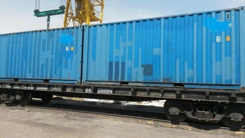 Караганда продам контейнер 40 футовый и 20 футовый